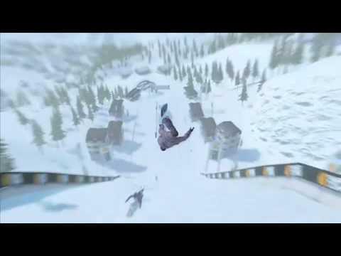 Shaun White Snowboarding поражает всех