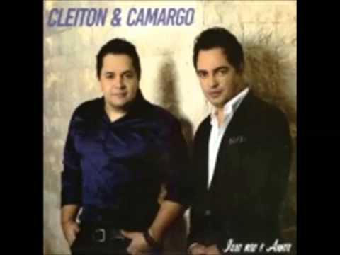 Cleiton e Camargo 2015 CD Completo, Isso não é amor + Grandes Sucessos