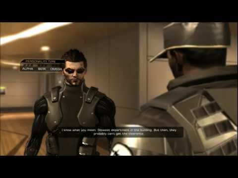 Deus Ex: Human Revolution Playthrough - Part 30 - Infiltrating Tai Yong Medical II