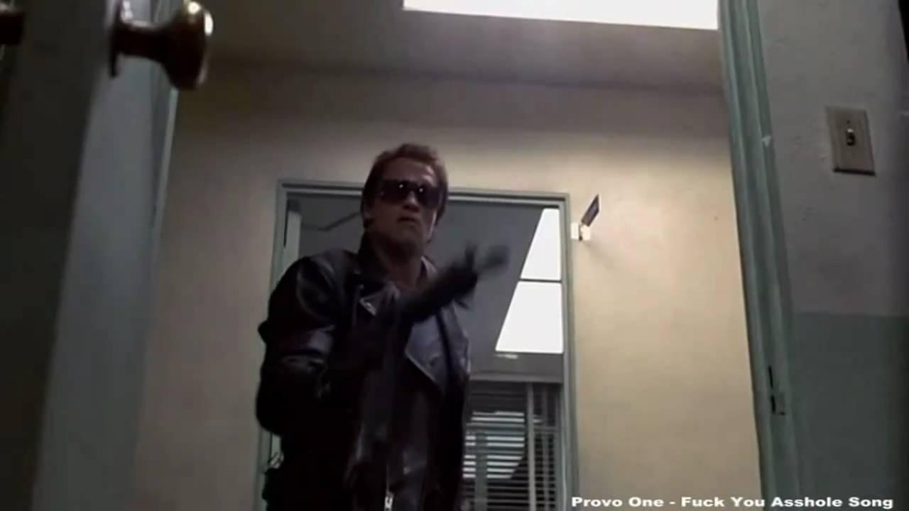 Schwarzenegger is an asshole