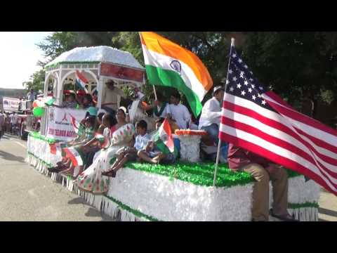 Indian Independence Day Parade Part-1 August 14th 2016