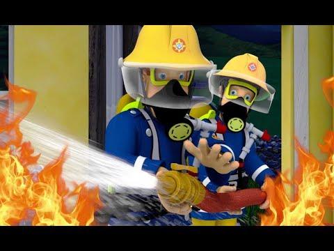 Požiárník Sam - Sam zastaví oheň