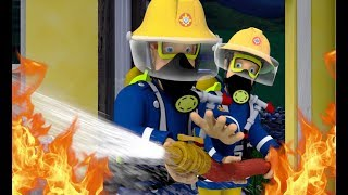 Požiarnik Sam - Sam zastaví oheň