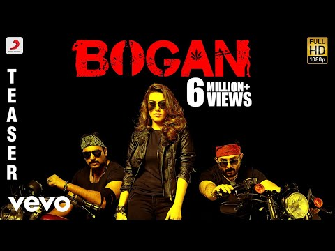 Bogan - Official Tamil Teaser