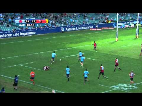 Waratahs v Lions Rd.14 2014 | Super Rugby Video Highlights
