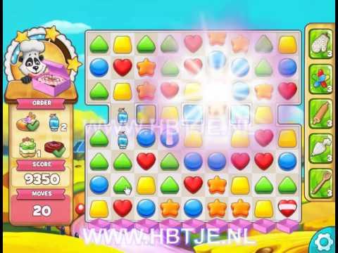 Cookie Jam level 38