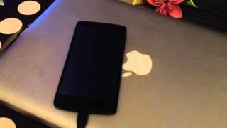 Nexus 5 Se Reinicia Constantemente Y No Arranca