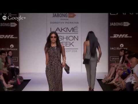 Lakme Fashion Week presents the Jabong Shoppable Hangout with Dorothy Perkins