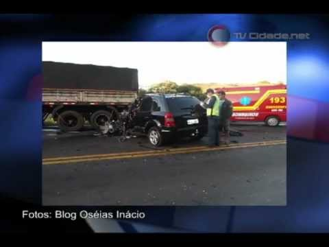 Acidente com vítima fatal entre Erval Velho e Campos Novos - Cidade Notícias