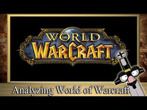The RPG Fanatic Review Show - ★ Analyzing World of Warcraft ★ MMORPG Video Game Review, In this video the reasons will be investigated why WoW became so successful and some of the reasons why it may become stagnated.