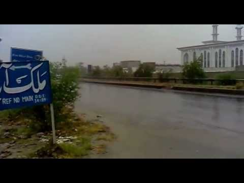 nowshera hakimabad barish video