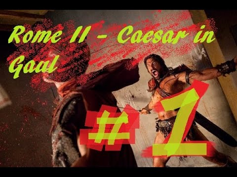 Let's Play: Caesar In Gaul: Rome 2 Campaign #1 ( Pinoy / Tagalog )