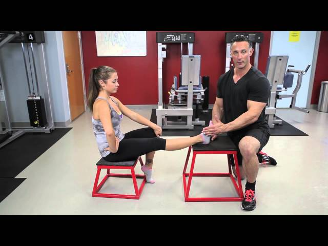 Isometric Exercises for the Ankles : Fitness & Body Health