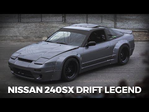 The Nissan 240sx | Drift Legend