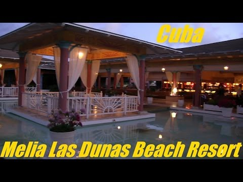 My Trip to CUBA - An American Citizen went to CUBA - Melia Las Dunas Resort (PART 2)