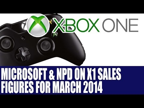 Xbox One News - Microsoft & NPD Talk On X1 Console Sales & General Console Sales Figures