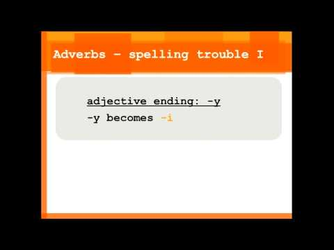 Perfect English: Adjective or Adverb?