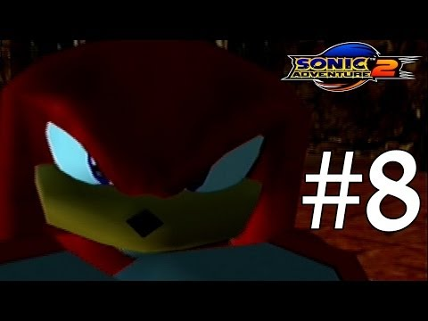 Sonic Adventure 2 Knuckles #8 (DREAMCAST)