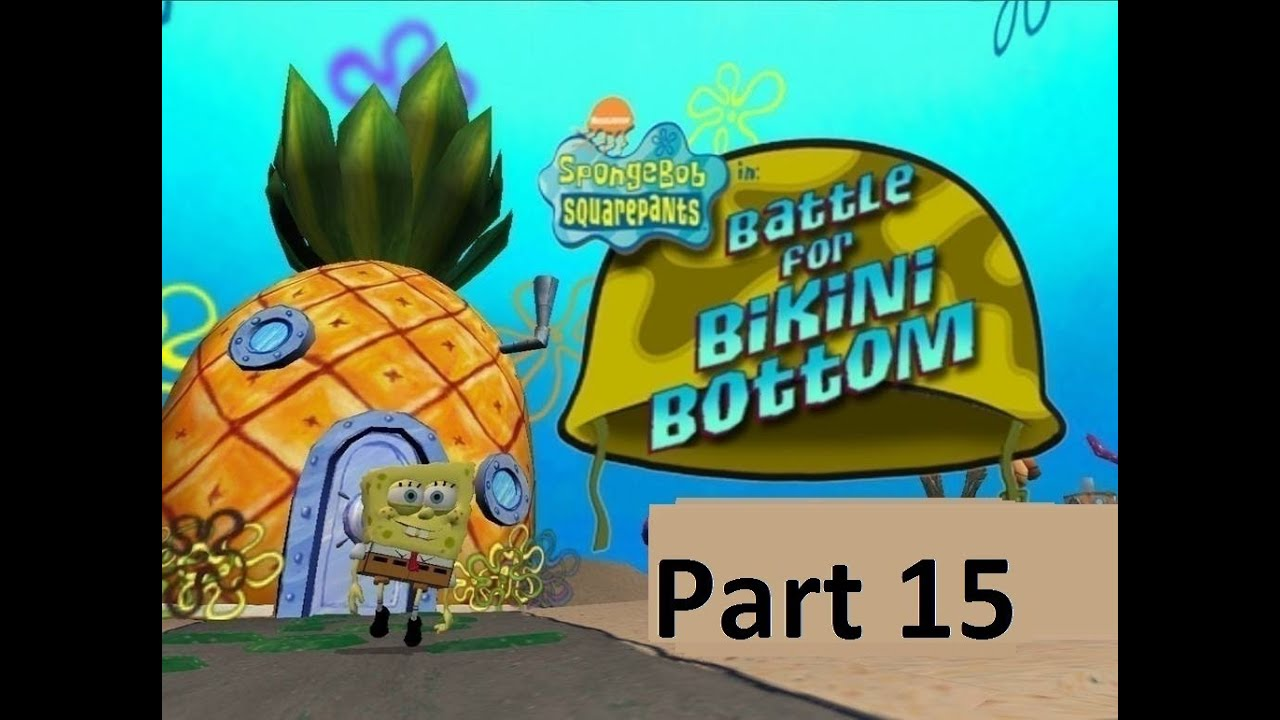 There was Welcome to bikini bottom sign than million