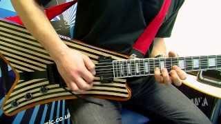 Gibson Zakk Wylde Moderne Of Doom Guitar Demo