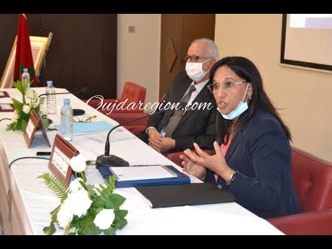 شاهد بوجدة..بوعياش تنصب رئيس واعضاء اللجنة الجهوية لحقوق الانسان وتدعوهم للتقرب من الساكنة