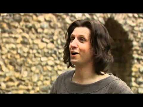 Horrible Histories Edward III Wedding