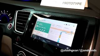 Android Auto Hands on Demo