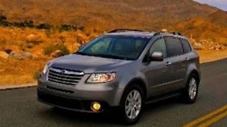 Roadfly.com - 2008 Subaru Tribeca videos