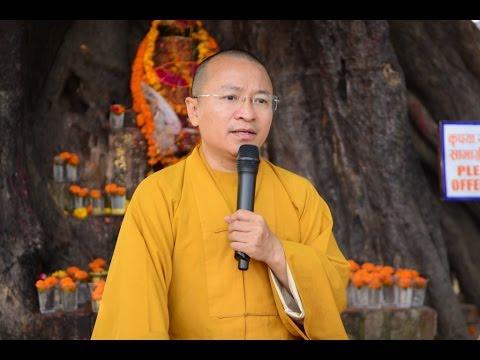 Buổi thuyết giảng của TT. Thích Nhật Từ tối ngày 21/11/2014