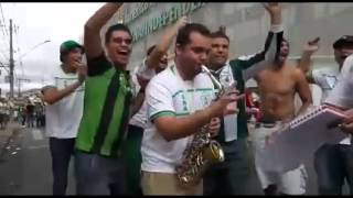 CHARANGA DA BARRA UNA (TORCIDA DO AM�RICA) - V�DEO 2