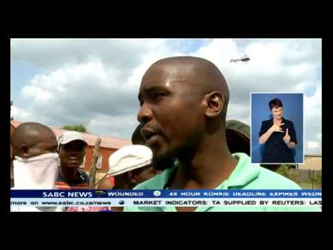 Police evacuate foreign shop owners at Refilwe township