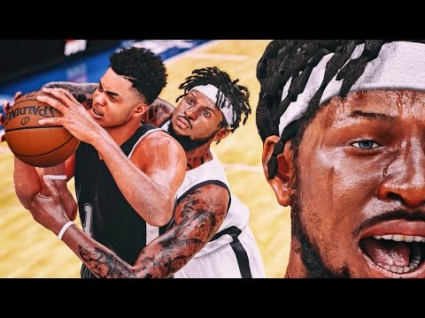 RISING STAR CHALLENGE GETS PHYSICAL! NBA 2k16 My Career Gameplay Ep. 54
