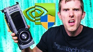 IS NVIDIA RUINING YOUR PERFORMANCE?