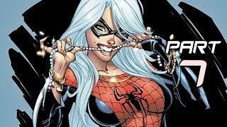 The Amazing Spider Man 2 Game Gameplay Walkthrough Part 7 - Felicia Hardy (Video Game)