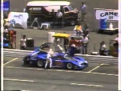 1986 IMSA GTP Charlotte Grand Prix (Full Race - Part 1 of 2)
