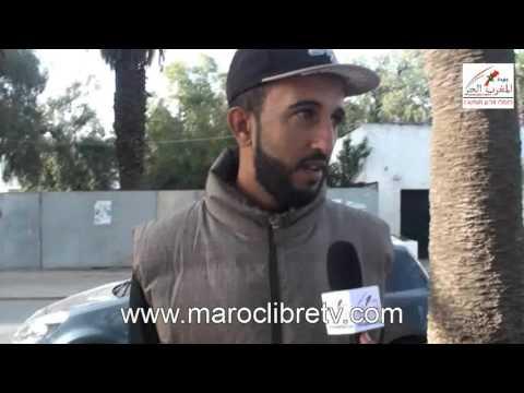 مع أو ضد إطلاق الرصاص لإيقاف المشرملين؟؟؟ هذه إجابة الشارع المغربي