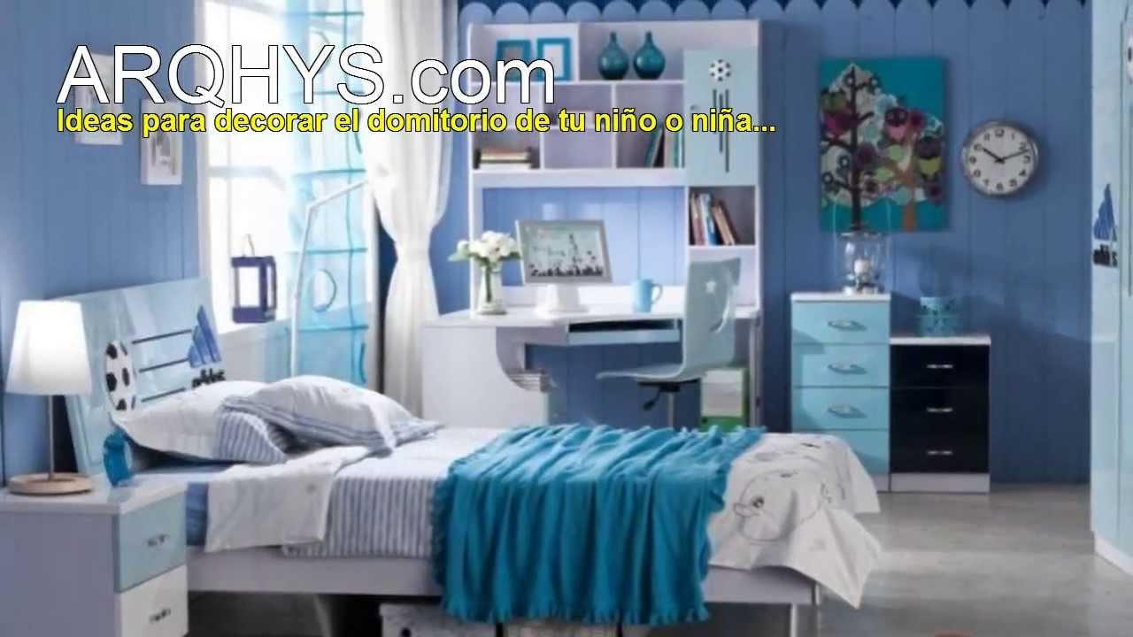 Ideas y consejos para dormitorios juveniles para chicos - Dormitorios juveniles chicas ...