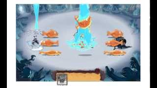 Batalla Final Card-Jitsu Nieve