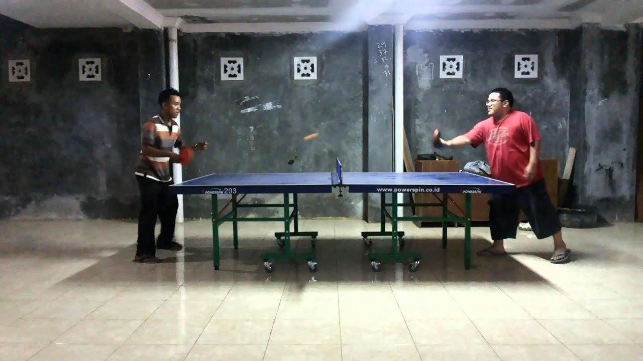 duel ping pong