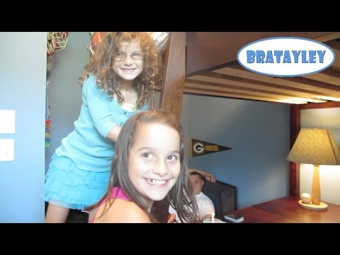 Caleb's Room Reveal | Preteen Room Tour (WK 186.7) | Bratayley