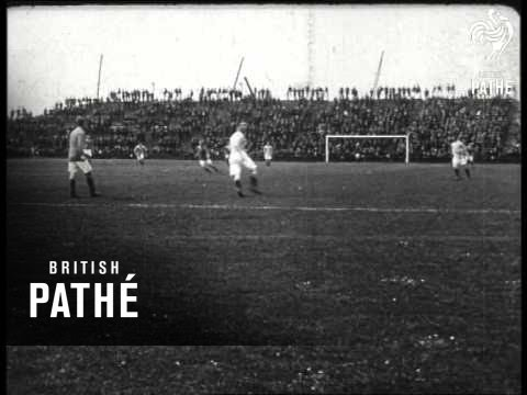Chelsea v Stoke (1918)