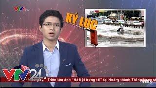 TP HCM Ngập - Dưới Góc Nhìn Chuyển Động 24h   Thời Sự VTV24