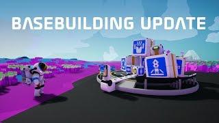 Astroneer - Basebuilding Frissítés Trailer