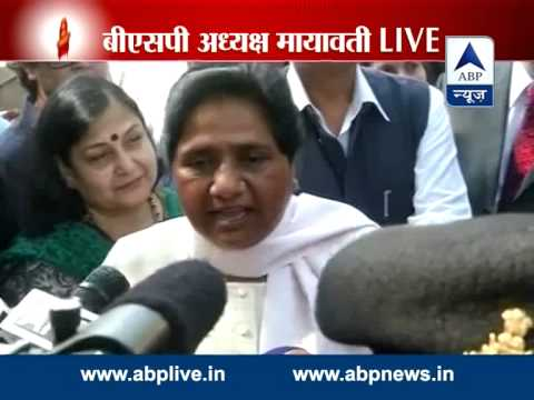 Mayawati casts her vote, demands action against Baba Ramdev for anti-dalit comments