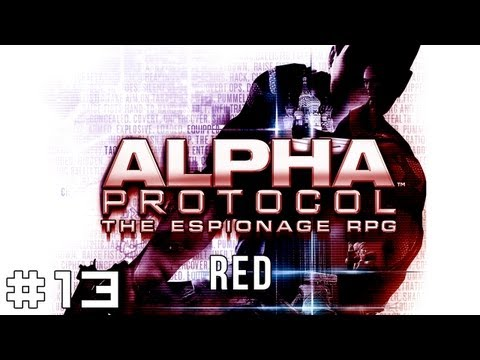 Alpha Protocol RED #13 - Three Exclamation Points