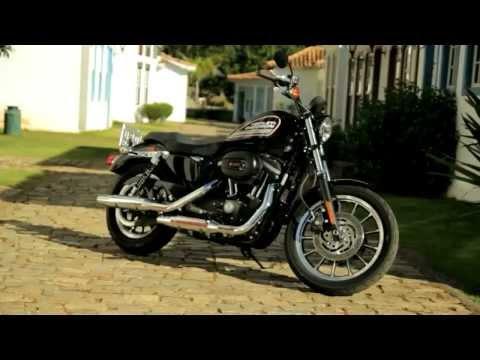 Vrum testa uma Harley Davidson