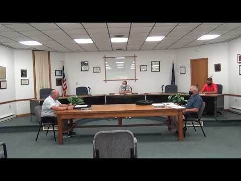 Rouses Point Village Board Meeting 7-6-20