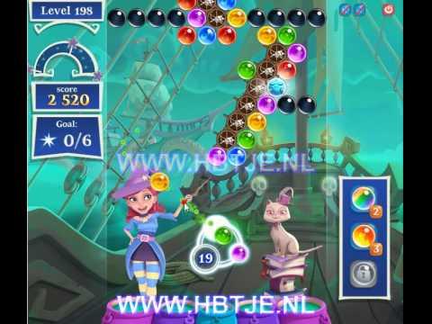 Bubble Witch Saga 2 level 198