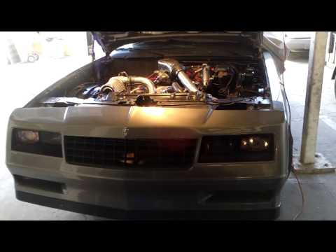 Hình ảnh trong video TURBOCHARGED BLOW THROUGH MONTE CARLO SS