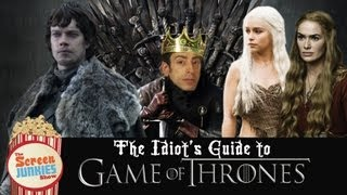 An Idiot's Guide to Game of Thrones (Seasons 1-2)